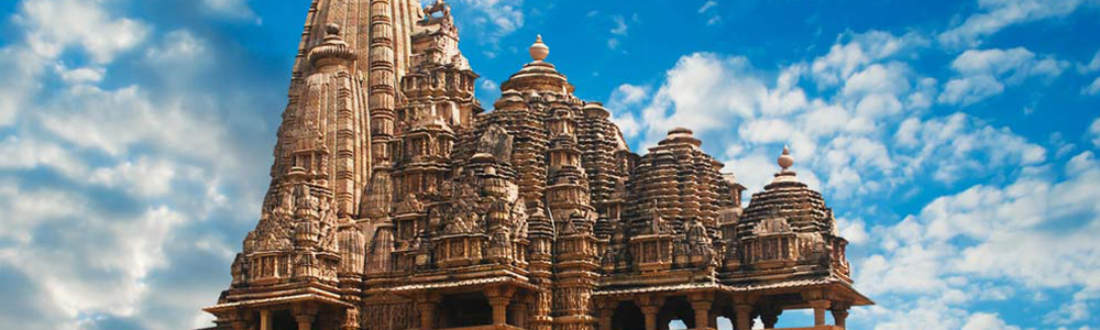 Temples and palaces of Central India