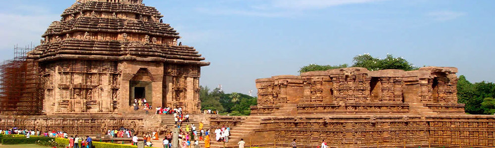 Romantic Konark & Puri Tours in Odisha