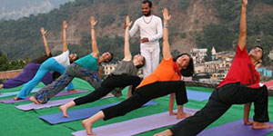 Rajasthan and the capital of yoga Rishikesh