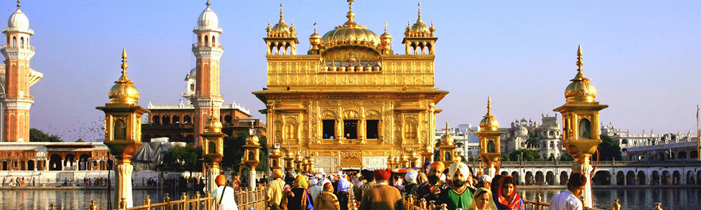 Golden Temple to Little Tibet