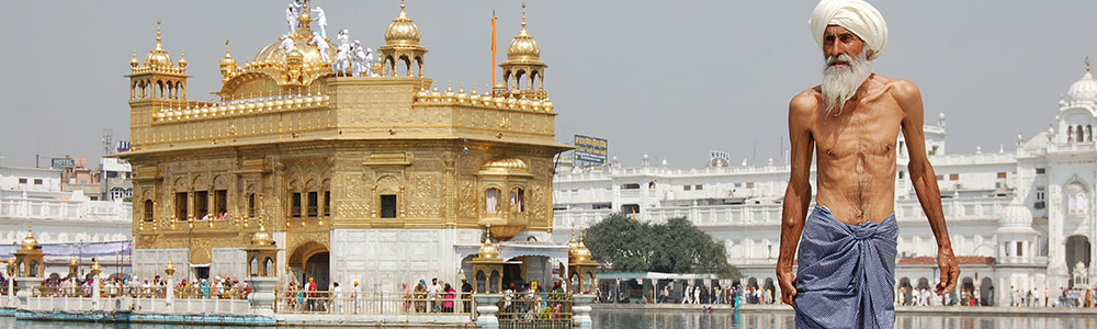 Colors of Rajasthan with Golden Temple