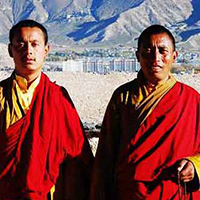 Tibet - On The Top of The World